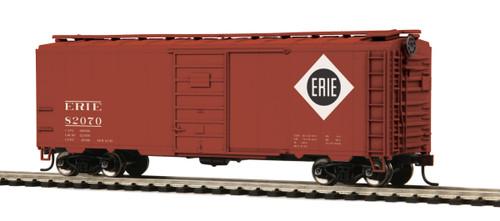 MTH HO 40' PS-1 Box Car Erie #82070