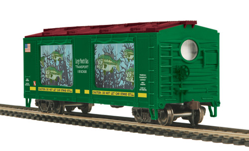 MTH HO Large Mouth Bass Operating Action Car