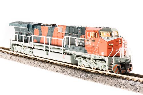 BWL GE AC6000 BHP Iron Ore #6070