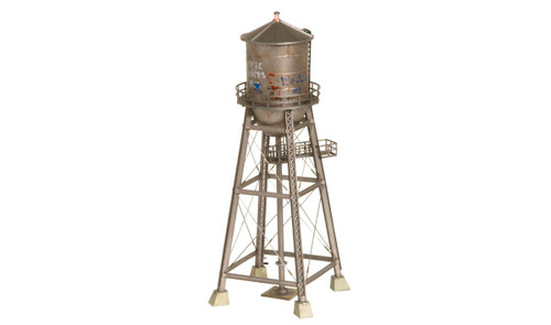 Woodland Scenic N Rustic Water Tower