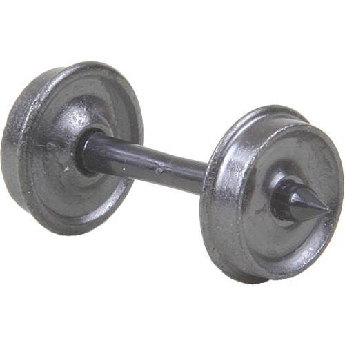 """Kadee #520 HO Scale 33"""" Diameter Smooth Back Metal Code 110 Wheels"""