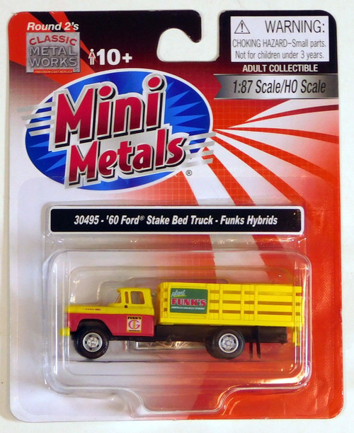 CMW 60' Ford Stake Bed Truck - Funks Hybrids