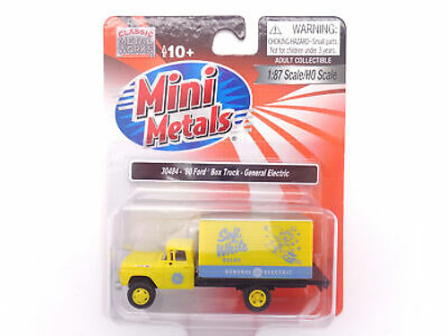 CMW 60' Ford Stake Bed Truck - General Electric