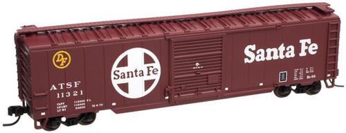 Atlas TM 50' Single Door Box Car Santa Fe #11321