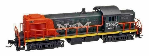 N Scale Atlas 40001774 Nacionales de Mexico RS1 Diesel Locomotive #5645 N de M