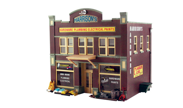 Landmark Structures Harrison's Hardware Kit