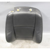 2009-2013 BMW E92 3-Series Right Front Sport Seat Backrest Black Leather OEM - 26397