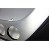 Damaged 2009-2016 BMW E89 Z4 Front Dashboard Trim Cover Pair Aluminum Black - 26935