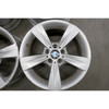 """2006-2013 BMW E9x 3-Series Style 189 Staggared 18"""" Alloy Wheel Set of 4 OEM - 27436"""