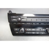 2011-2013 BMW F10 5-Series Climate Control and Radio Head Unit Interface Panel - 27855