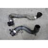 2012-2016 BMW F10 528iX N20 Factory Coolant Hose Radiator Hose Set OEM - 28101
