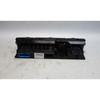 2008-2010 BMW E60 5-Series E61 Automatic Climate Control Interface Panel w Crack - 28516