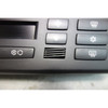 Damaged 2004-2009 BMW E83 X3 SAV Automatic Climate Control Interface Black OEM - 28555