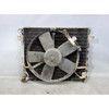 1982-1984 BMW E28 5-Series Early Air Conditioning Condenser w Electric Fan OEM - 28906
