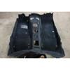 2000-2002 BMW Z3 Roadster Factory Floor Covering Carpet Set Black OEM - 28909