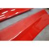 2008-2011 BMW E90 M3 Sedan Outside Side Skirt Rocker Panel Pair Melbourne Red OE - 28914