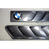 1996-2002 BMW Z3 Roadster Coupe Front Hood Side Cowl Grilles Steel Grey OEM - 28935