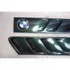1996-2002 BMW Z3 Roadster Coupe Front Hood Side Cowl Grilles Oxford Green OEM - 29314