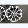 """2006-2010 BMW E60 M5 Staggered Factory 19"""" M Radial Spoke Alloy Wheel Set of 4 - 29645"""