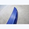 2004-2010 BMW E60 5-Series Sedan Factory ///M Rear Trunk Lip Spoiler Blue OEM - 29664