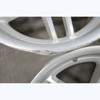 """1995-2001 BMW E38 M Parallel 18"""" Style 37 Staggered Polished Wheel Set of 4 OEM - 30604"""