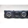 Damaged 2005 BMW E60 5-Series E63 Automatic Climate AC Control Interface Unit OE - 30615