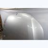 2004-2010 BMW E60 E61 5-Series Front Hood Bonnet Panel Silver Grey Metallic OEM - 30616