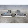 1992-1999 BMW E36 3-Series Factory ZKW Clear Fog Light Pair w/ Brackets OEM - 30856