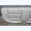 1995-1999 BMW E36 M3 Coupe Factory Rear Seat Bottom Grey Nappa Leather OEM - 31853