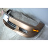 Damaged 1997-2002 BMW Z3 Roadster Coupe Front Bumper Cover Impala Brown OEM - 34027