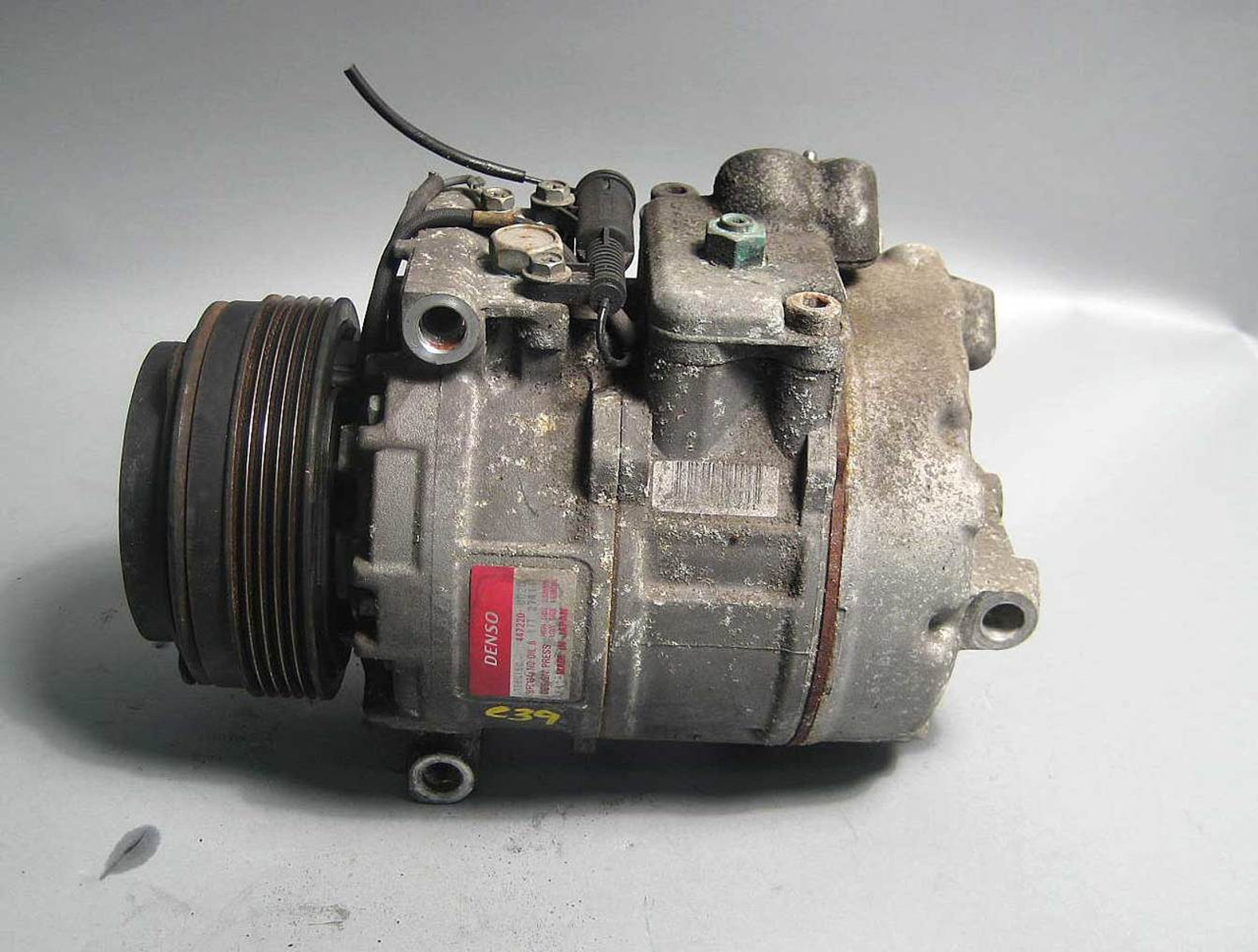 BMW E46 3-Series E39 AC Air Conditioning Compressor Pump Denso 1998-2006  USED OE