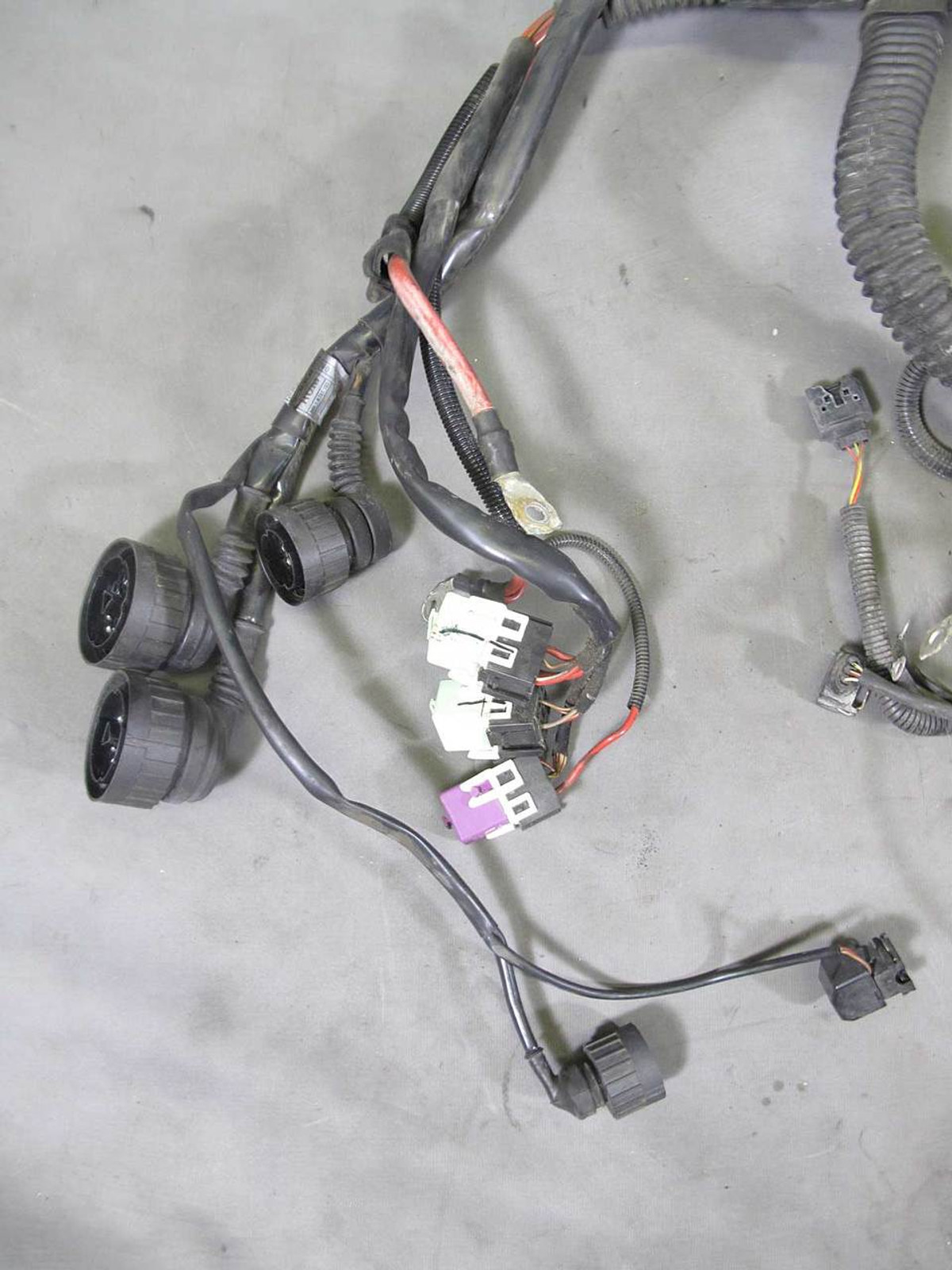 BMW E36 Engine Wiring Harness Manual ASC+T 97 98 99 328i 328is 328iC M3  Used - Prussian MotorsPrussian Motors