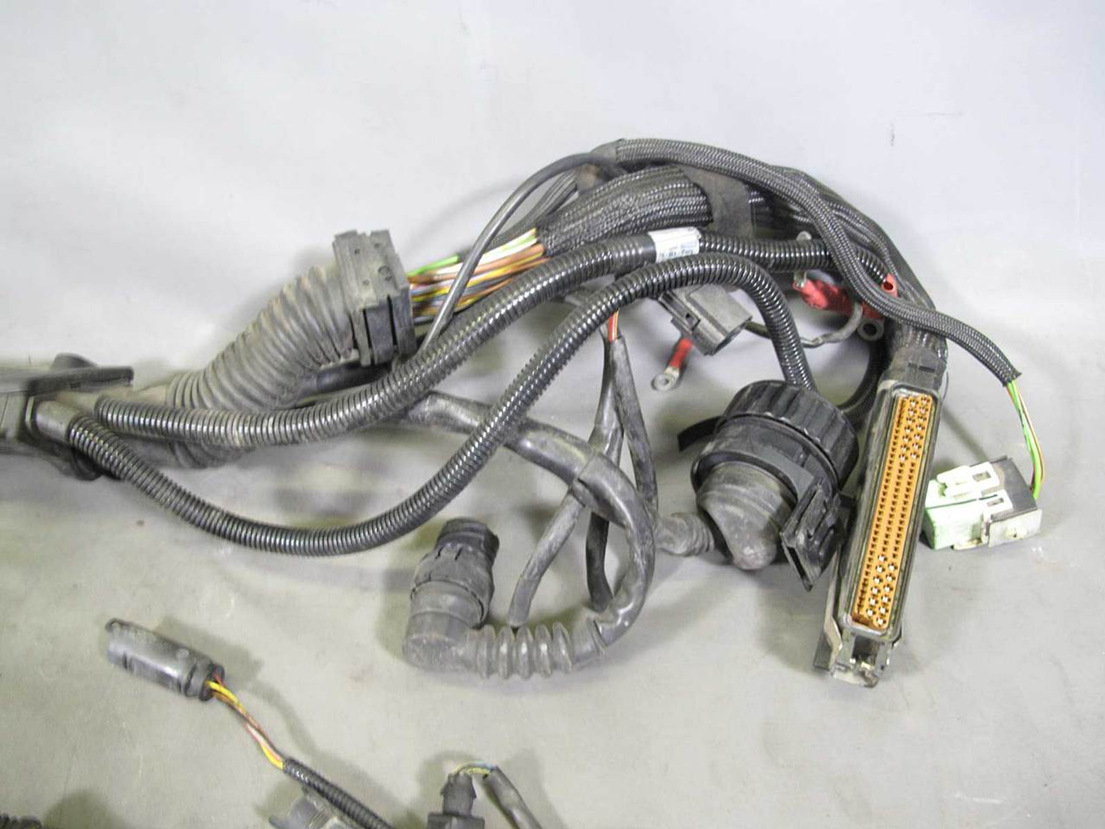 bmw e36 engine wiring harness manual asc t 97 98 99 328i 328is 328ic m3 used