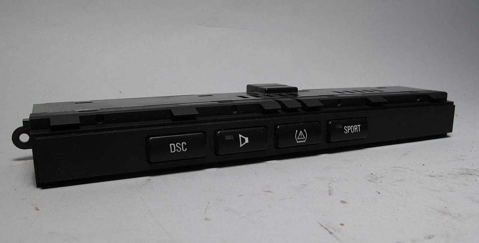 BMW E46 M3 Coupe Center Console Switch Unit DSC TPMS HK Sport 2001-2006 OEM  USED