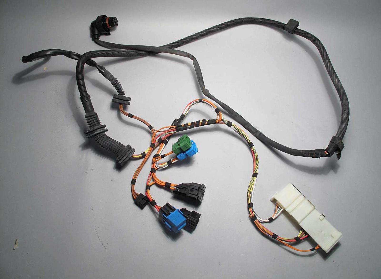 bmw e60 535i 535xi n54 automatic transmission wiring harness 2008 2010 used oem BMW E63
