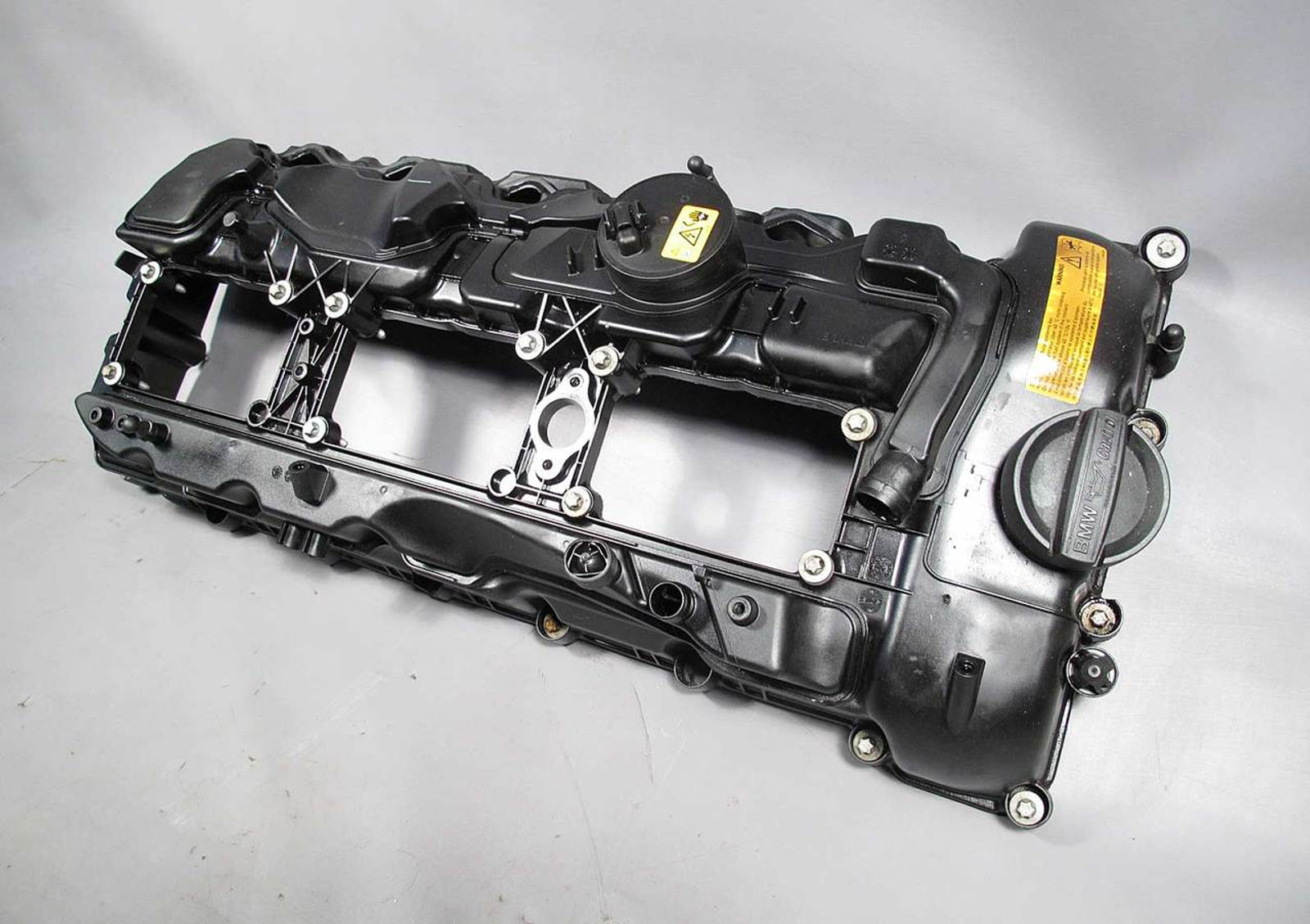BMW N55 6-Cylinder Turbo Cylinder Head Engine Valve Cover Plastic 2011-2013  OEM