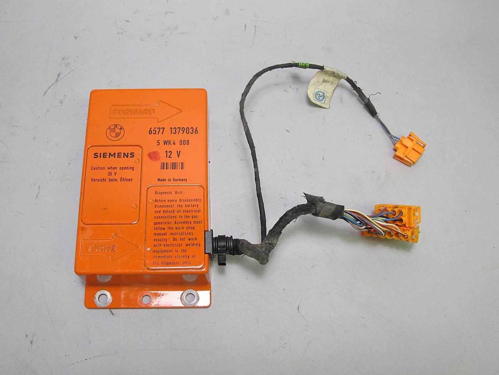 For 1985-1989 BMW 635CSi Brake Pad Sensor Rear 22434GY 1986 1987 1988 Electronic