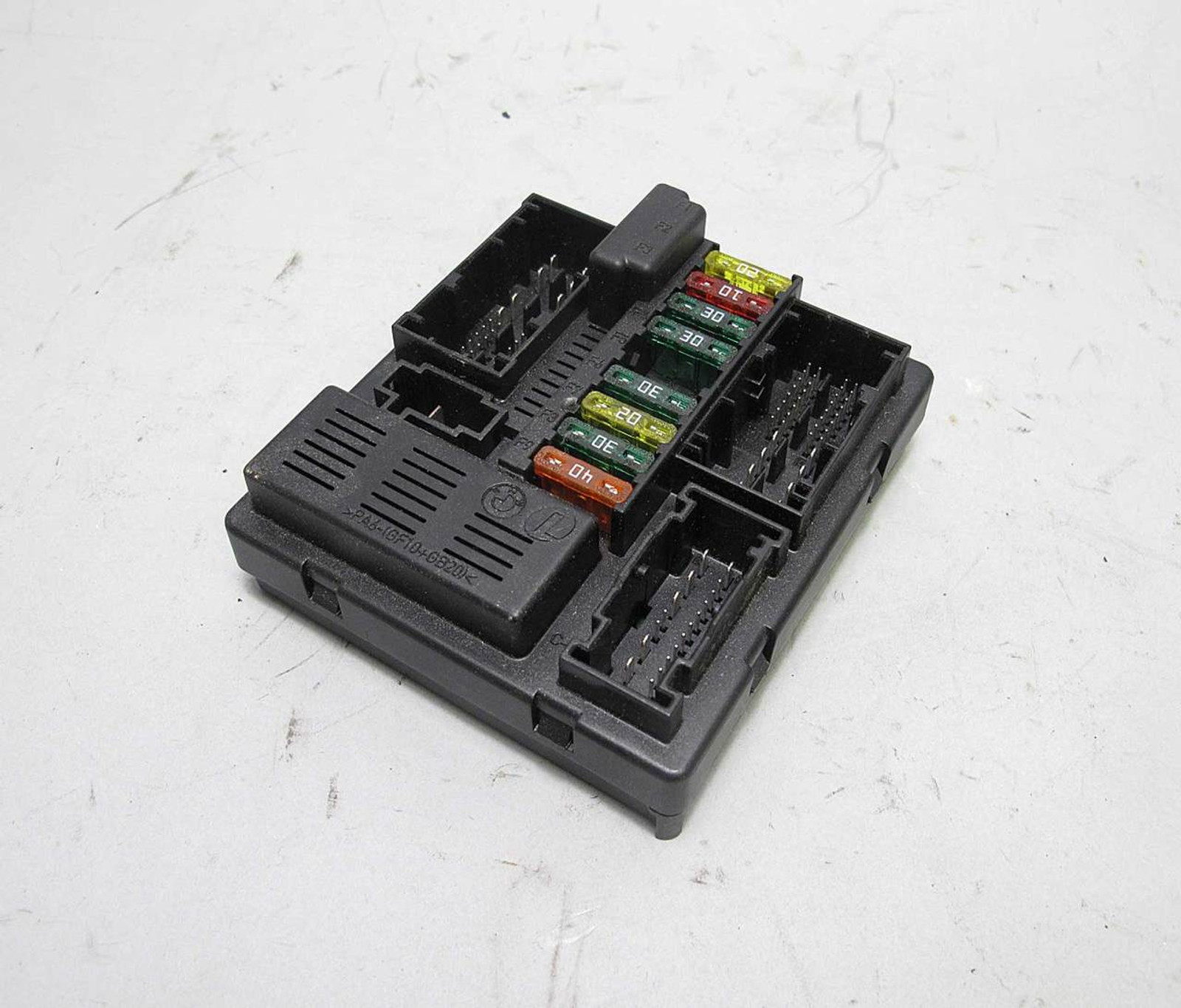 Bmw Z4 X3 3 0i Under Hood Fuse Box Electrical Distribution