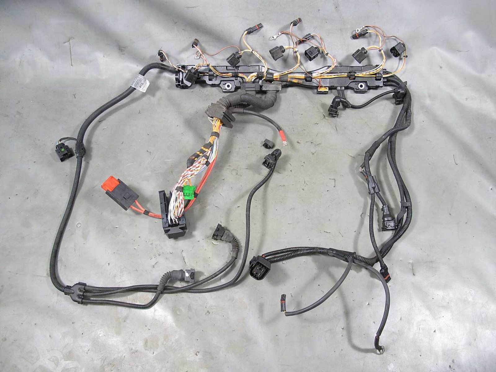 BMW N54 3.0L Twin-Turbo Fuel Injector Ignition Coil Wiring Harness  2008-2013 OE - Prussian Motors | Bmw Ignition Control Module Wiring Harness |  | Prussian Motors