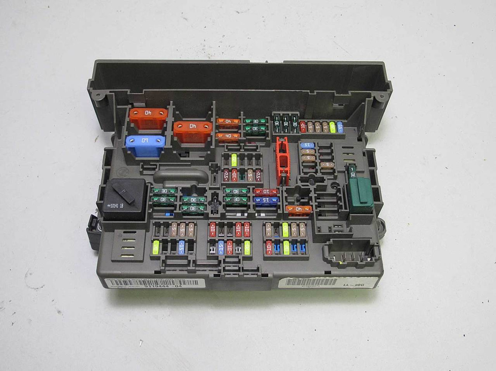 BMW    E90 E92 3Series E82 Front Interior Glove Box    Fuse    Box