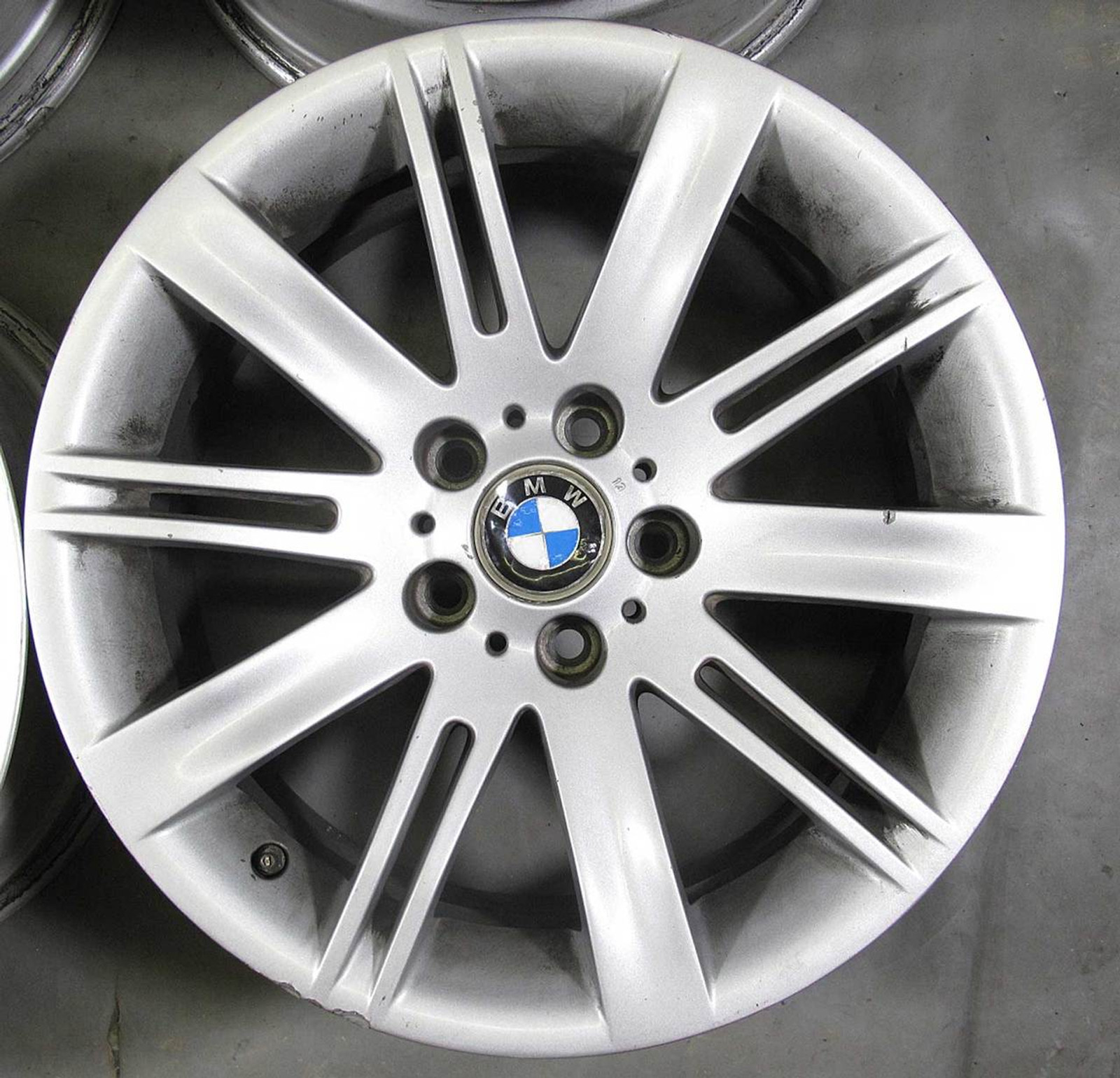 Bmw E63 E64 6 Series Factory Staggered 18 Style 120 Double Spoke