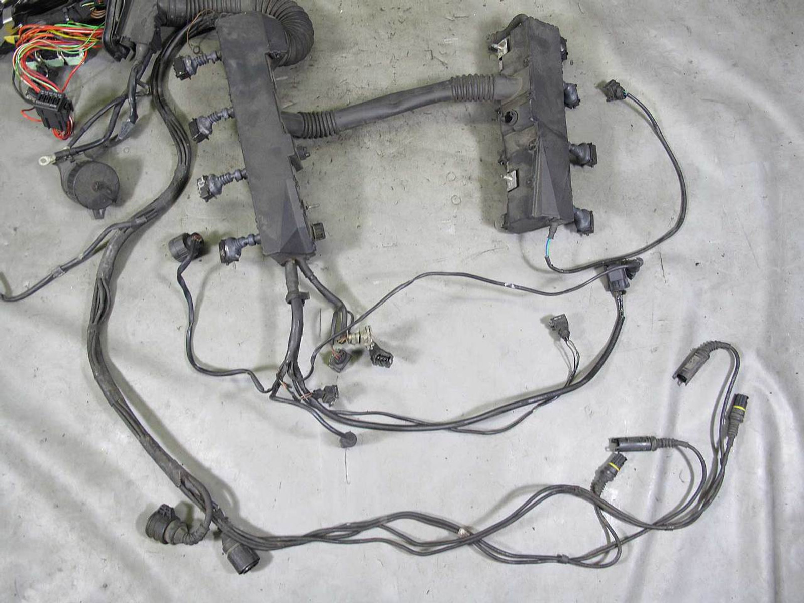 Bmw 740il Engine Wiring Harnes