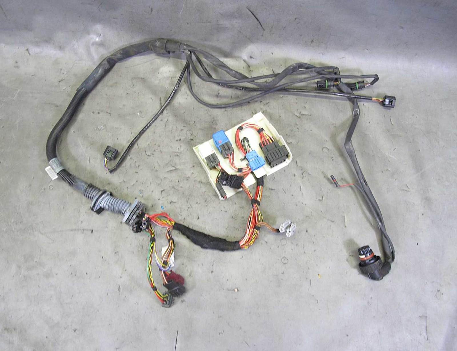 2004-2005 BMW E60 5-Series M54 6cyl Automatic Transmission Wiring Harness  USED - Prussian MotorsPrussian Motors