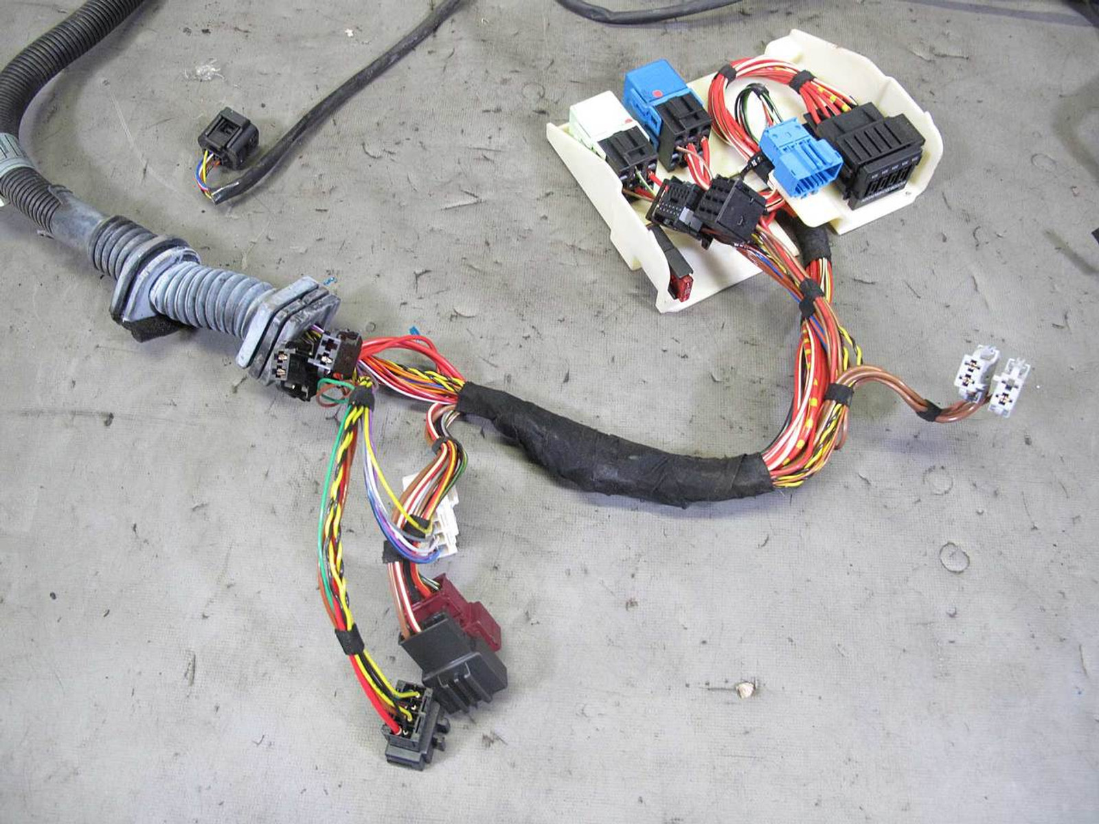 bmw e60 transmission wire harness wiring diagram data val