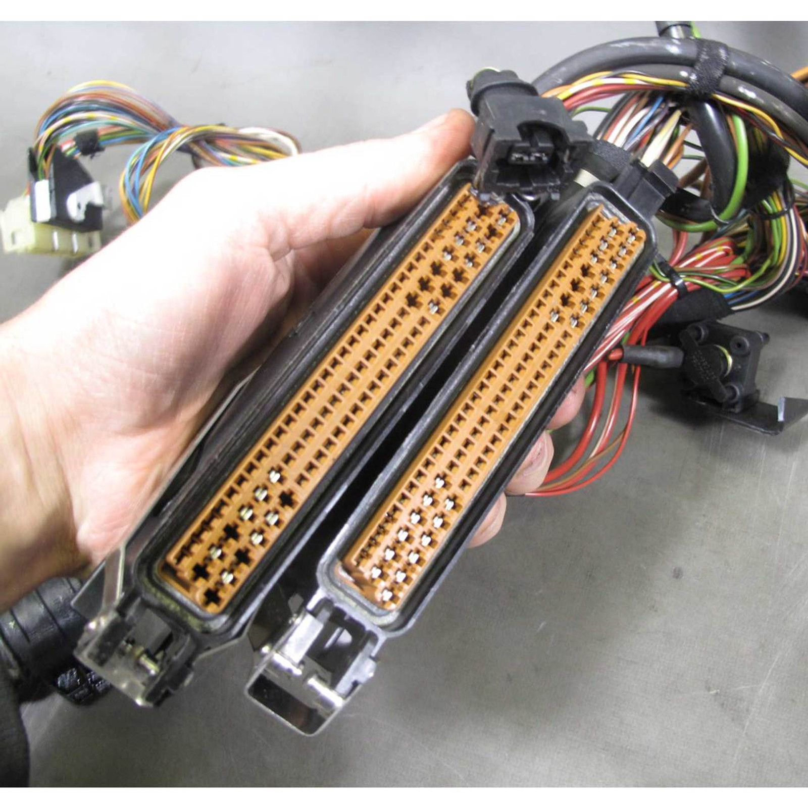 E39 Wiring Harness - Wiring Diagram Structure