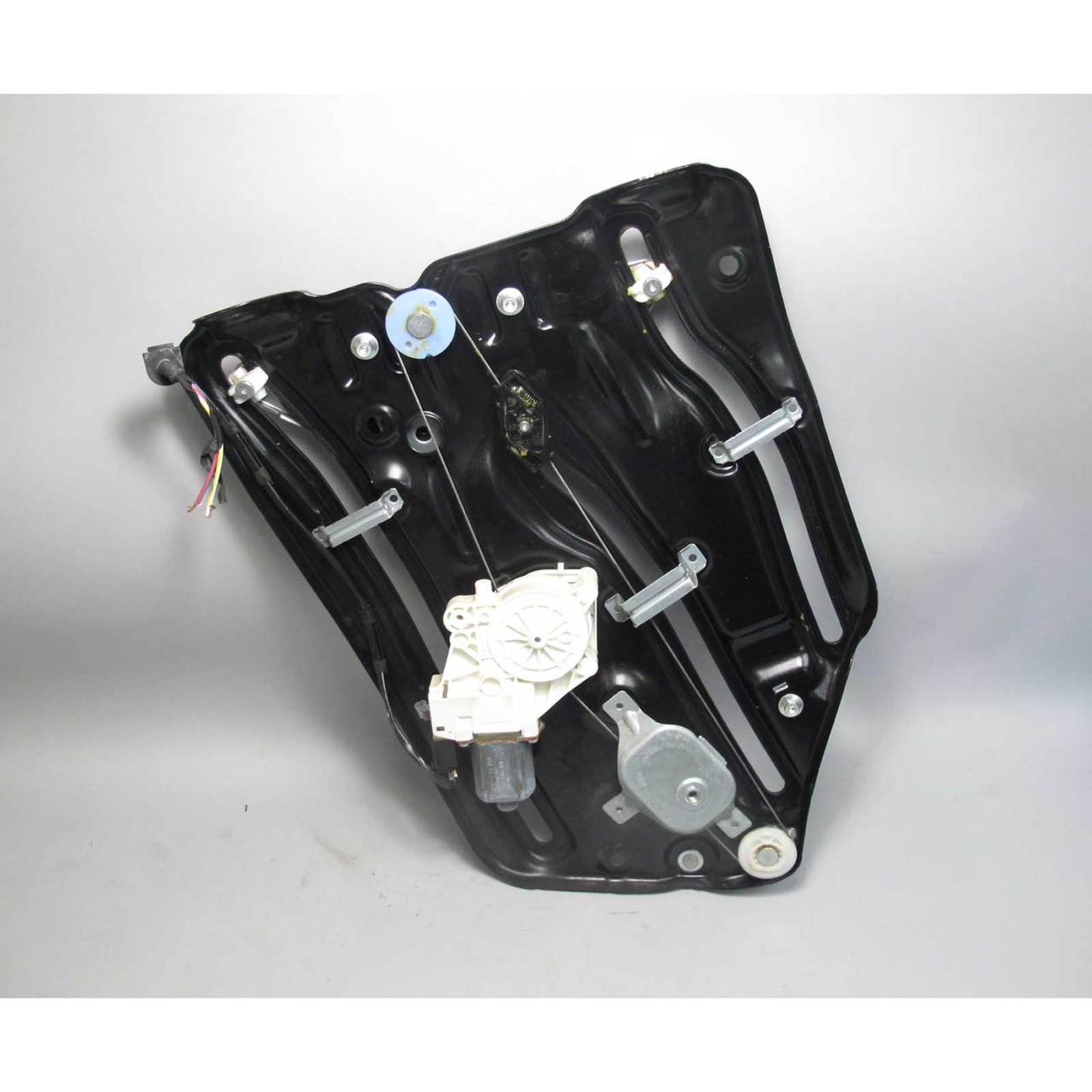 07 13 Bmw E93 3 Series Convertible Right Rear Passenger Window Regulator Lifter
