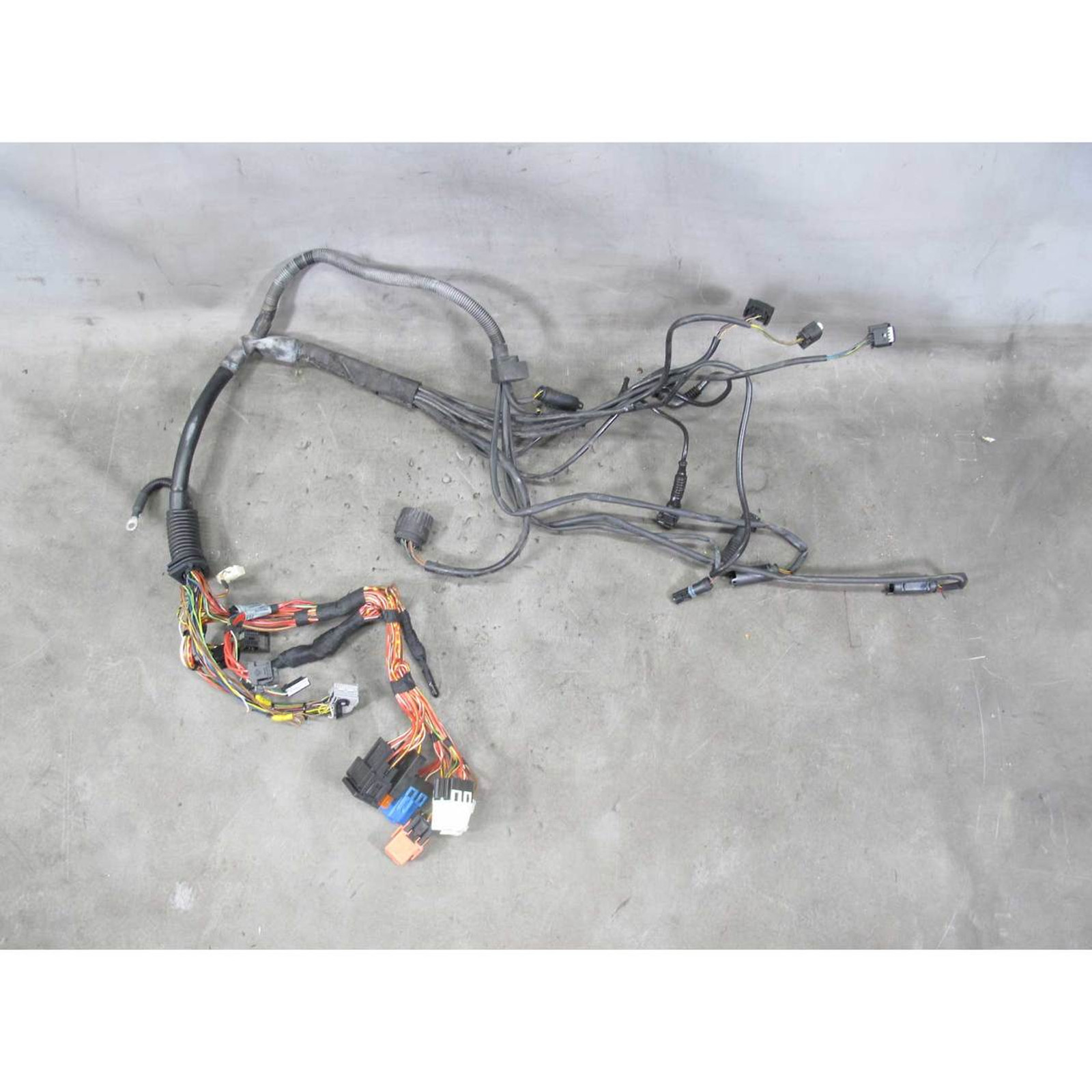 2001 2003 bmw e46 m3 early sequential manual smg transmission wiring harness oem Wire Harness Cable