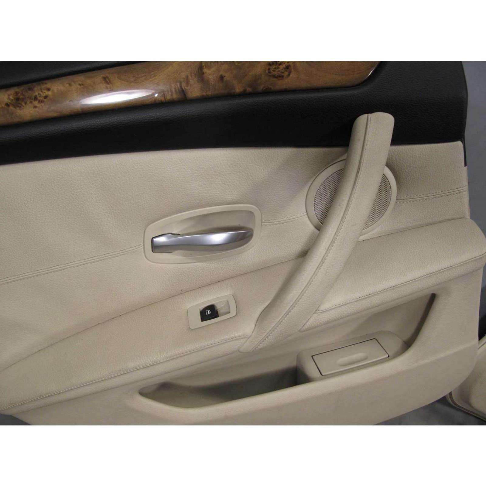 2008-2010 BMW E60 E61 5-Series Rear Interior Door Panel