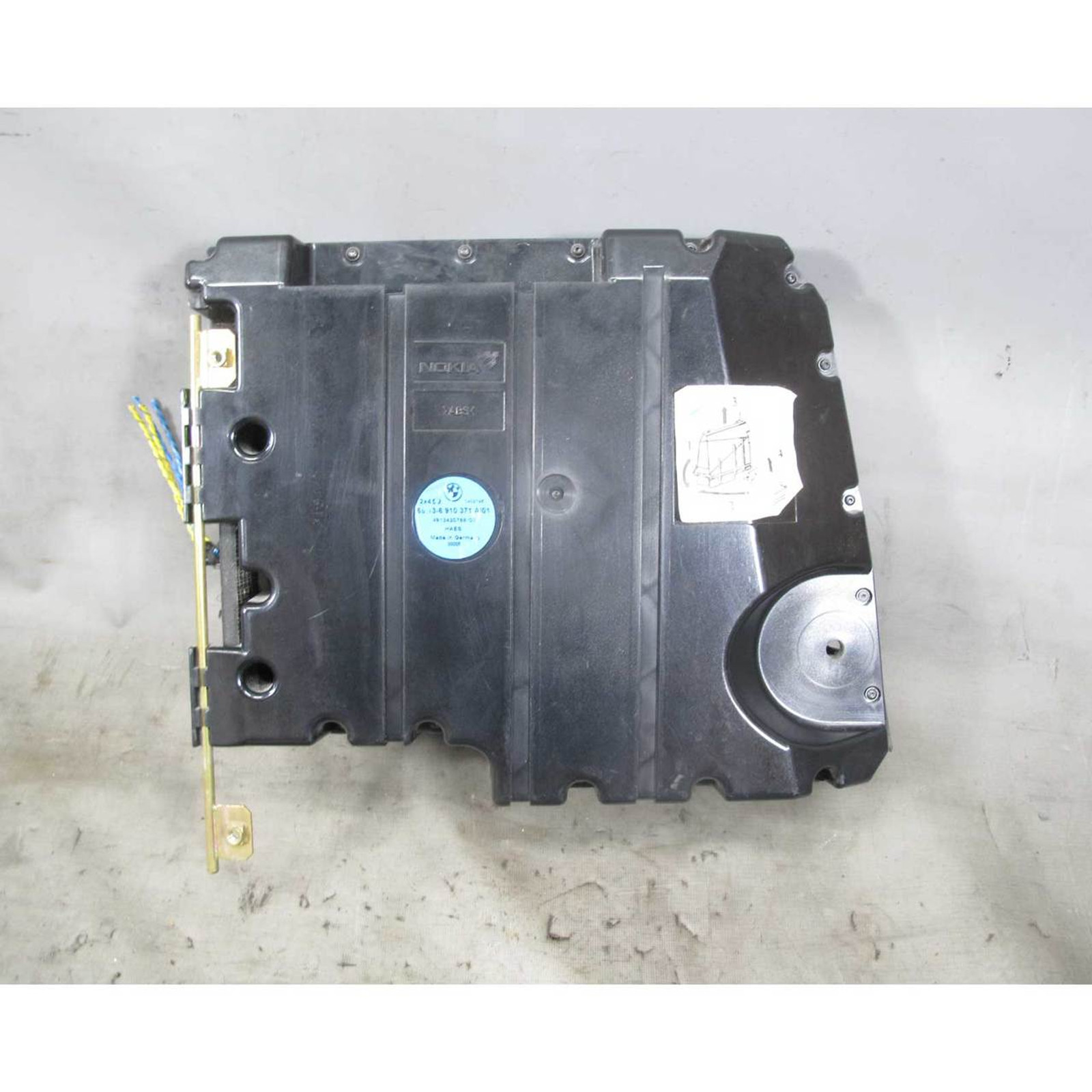 1999 2003 Bmw E39 5 Series Touring Wagon Rear Hifi Stereo Subwoofer Speaker Oem Prussian Motors