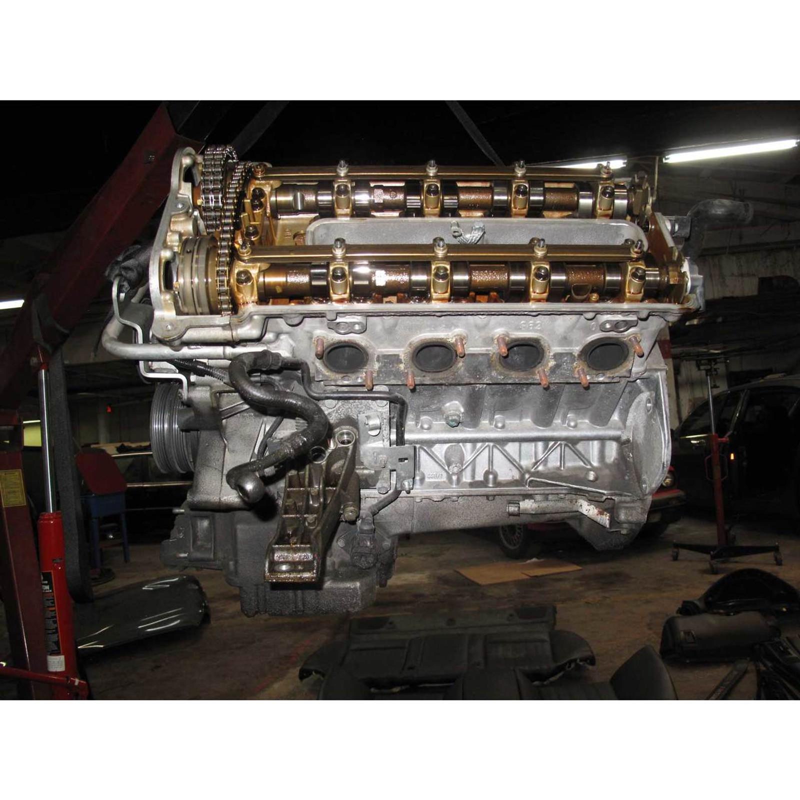 2000-2003 BMW E39 M5 ///M S62 5 0L V8 Engine Assembly Long Block Running  OEM - 19508